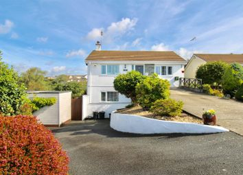 Thumbnail 4 bed detached house for sale in Orchard Close, Helston