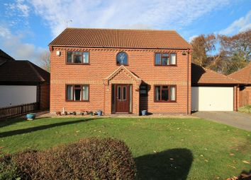 Thumbnail 4 bed detached house for sale in Harewood Close, Radcliffe On Trent, Nottingham