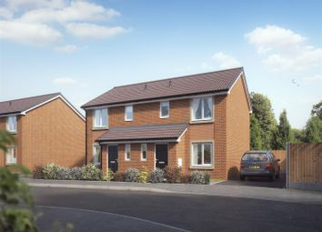 Thumbnail 3 bed semi-detached house for sale in Kipling Avenue, Huyton, Liverpool