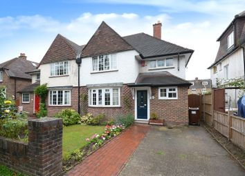 Thumbnail 3 bed semi-detached house for sale in Reigate, Surrey