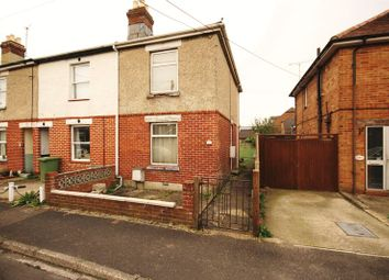 Thumbnail 2 bed end terrace house for sale in Brokenford Avenue, Totton, Southampton