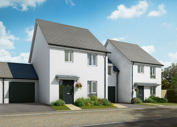 "Thumbnail 4 bed detached house for sale in ""The Geevor"" at The Terrapins, Mounts Bay Village, Eastern Green, Penzance"