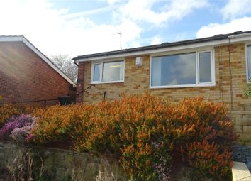 Thumbnail 2 bed semi-detached bungalow for sale in Oakdale Close, Bradford, West Yorkshire