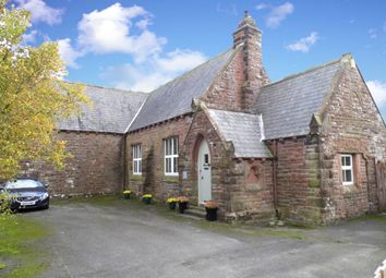 Thumbnail 6 bed detached house for sale in The Old School, Abbeytown, Wigton, Cumbria