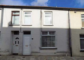 Thumbnail 3 bed terraced house to rent in Central Street, Ystrad Mynach, Hengoed
