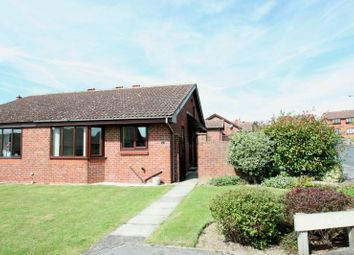 Thumbnail 2 bedroom bungalow to rent in Brooke Court, Pontefract