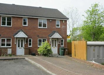 Thumbnail 2 bed end terrace house to rent in Cwrt Bryn Y Grug, Blackwood