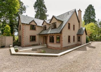 Thumbnail 4 bed detached house for sale in The Court House, The Woll, Ashkirk, Selkirk