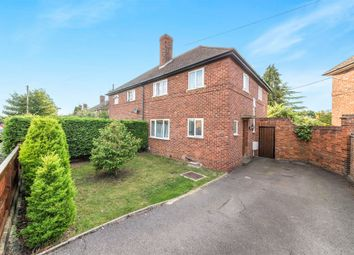 Thumbnail 4 bedroom semi-detached house for sale in Peat Moors, Headington, Oxford