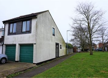 Thumbnail 2 bedroom link-detached house for sale in Ellison Lane, Hardwick, Cambridge