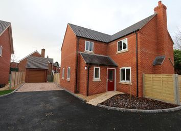 Thumbnail 4 bed detached house for sale in Woodfield, Shrewsbury Road, Pontesbury, Shrewsbury, Shropshire