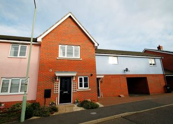 Thumbnail Terraced house for sale in Buzzard Rise, Stowmarket