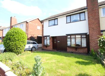 Thumbnail 3 bed semi-detached house for sale in Warwick Road, Amington, Tamworth