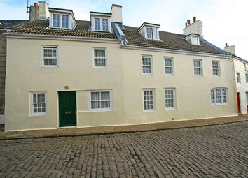 Thumbnail 5 bed town house for sale in Aurigny House, High Street, Alderney