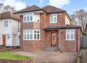 Thumbnail 3 bed detached house for sale in Andover Road, Orpington