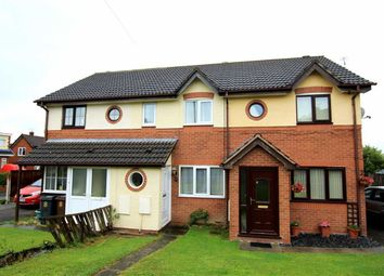 Thumbnail 2 bed terraced house for sale in Lon Goed, Holway, Holywell, Flintshire