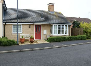 Thumbnail 2 bed semi-detached bungalow for sale in Maple Gardens, Bourne, Lincolnshire