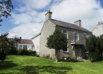 Thumbnail 4 bedroom detached house for sale in Marianglas, Benllech, Anglesey