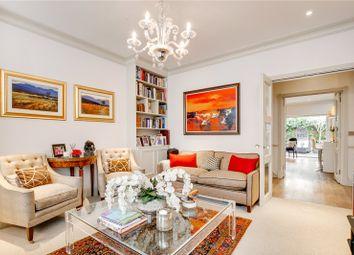 Burlington Road, London SW6. 4 bed terraced house for sale