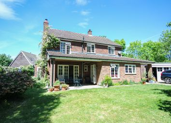 Thumbnail 5 bed detached house to rent in The Mount, Barley, Royston