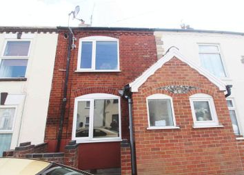 Thumbnail Terraced house for sale in Maygrove Road, Great Yarmouth