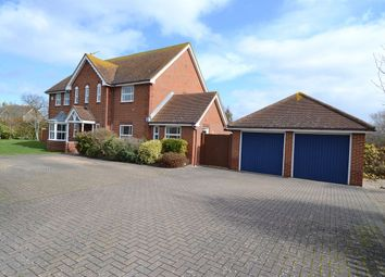 Thumbnail 4 bed detached house for sale in Birkdale Close, Molehill Road, Chestfield, Whitstable