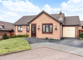 Thumbnail 3 bed detached bungalow for sale in Tai Ar Y Bryn, Builth Wells