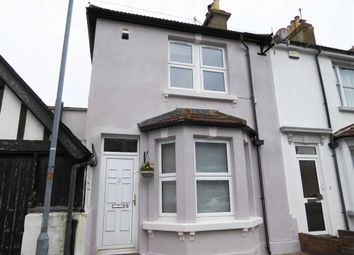 Thumbnail 3 bed end terrace house for sale in Clarence Road, St Leonards-On-Sea, East Sussex