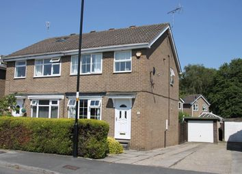 Thumbnail 3 bed semi-detached house for sale in Stonebeck Avenue, Harrogate