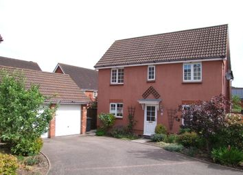 Thumbnail 4 bed detached house for sale in Gull Road, Saxmundham