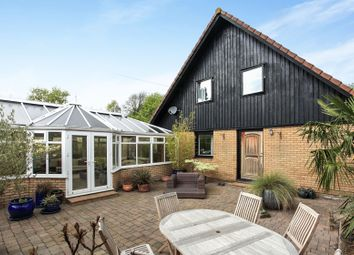 Thumbnail 4 bed detached house for sale in The Courtyard, The Green, Werrington, Peterborough