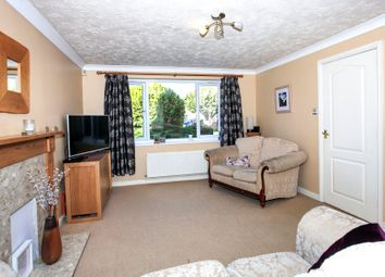 Thumbnail 4 bed detached house for sale in Lady Margarets Avenue, Deeping St. James, Peterborough