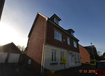 Thumbnail 5 bed property to rent in Fleming Way, St. Leonards, Exeter