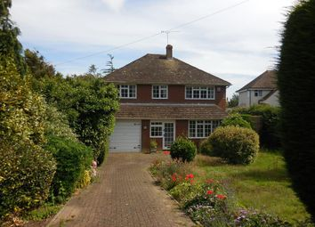 Thumbnail 4 bed detached house for sale in Hawksdown Road, Walmer, Deal, Kent