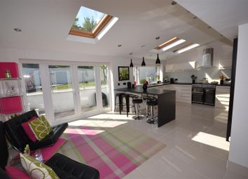 Thumbnail 3 bed detached house for sale in Slade Road, Barry