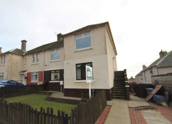 Thumbnail 3 bed flat for sale in Cairneymount Road, Carluke