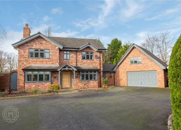 Thumbnail 5 bedroom detached house for sale in Sephton Avenue, Culcheth, Warrington, Cheshire