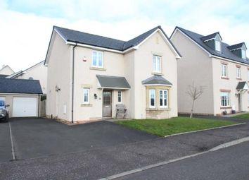 Thumbnail 4 bed detached house for sale in Woodlands Drive, Lanark, South Lanarkshire