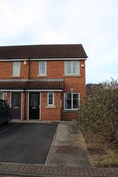 Thumbnail 2 bed town house for sale in Gleneagles Court, Normanton