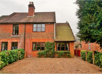 Thumbnail 3 bedroom semi-detached house for sale in Windmill Road, Mortimer, Reading