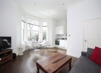 Thumbnail 1 bed flat to rent in Gauden Road, Clapham, London