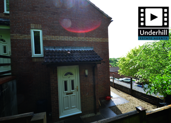 Thumbnail 1 bed end terrace house for sale in Garland Road, Exwick, Exeter