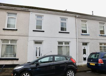Thumbnail 3 bed terraced house for sale in Ernest Street, Merthyr Tydfil