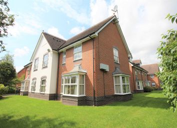Thumbnail 2 bed flat for sale in Kennet Way, Hungerford