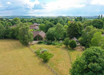 Thumbnail 6 bed detached house for sale in Crown Lane, South Moreton, Didcot, Oxfordshire
