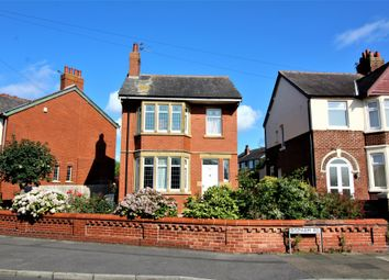 Thumbnail 3 bed detached house for sale in Bispham Road, Blackpool