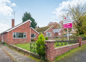 Thumbnail 3 bed detached bungalow for sale in Heather Way, Brandon