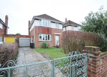 Thumbnail 3 bed detached house to rent in Palatine Road, Goring-By-Sea, Worthing
