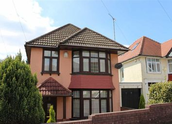 Thumbnail 3 bedroom detached house for sale in Carnglas Road, Sketty, Swansea