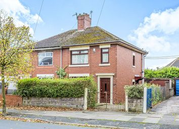 Thumbnail 2 bed semi-detached house for sale in Broadfield Road, Tunstall, Stoke-On-Trent